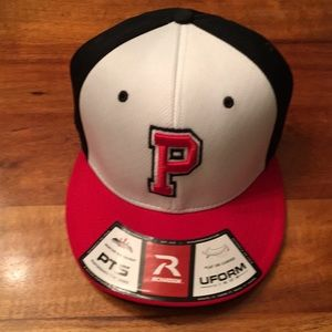 Pacific University Boxers cap